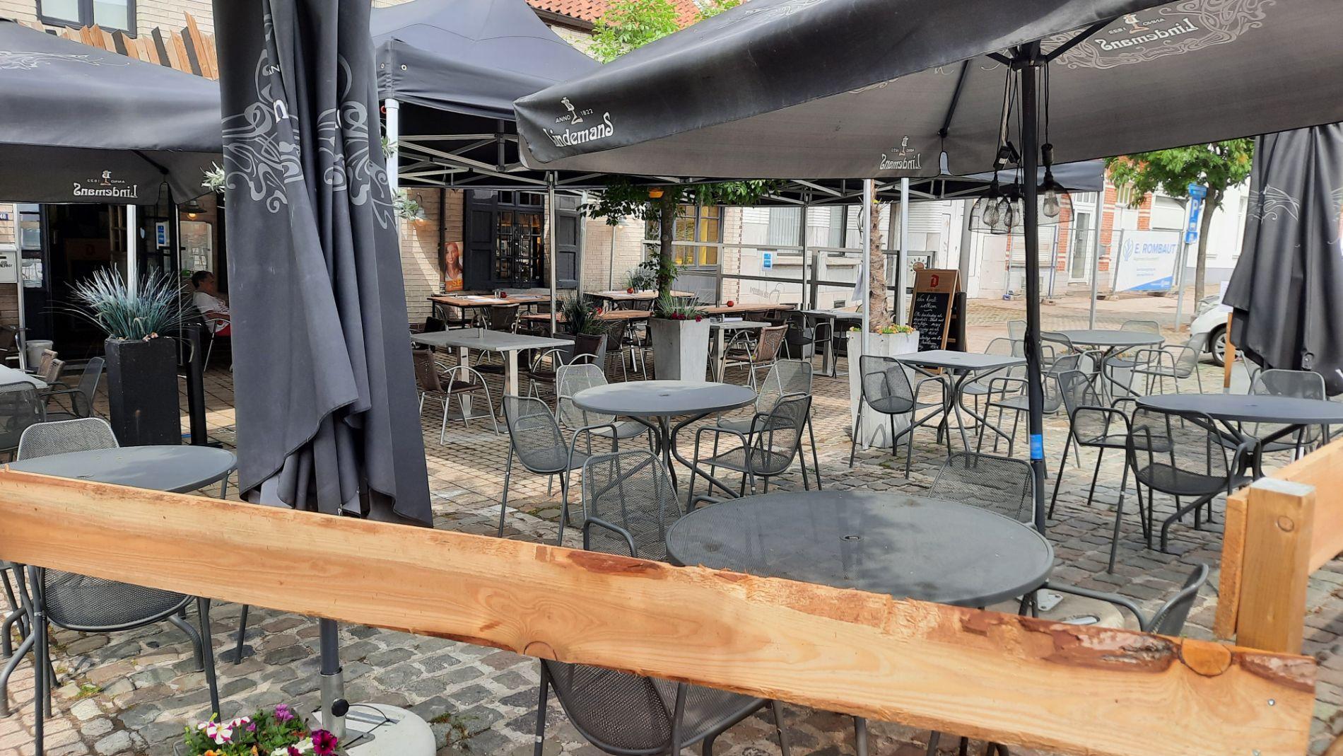 Restaurant Den Beiaard Terras